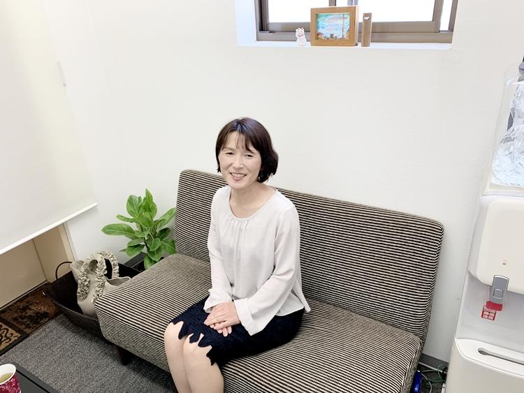 櫻井理紗カウンセラー(みよし市)